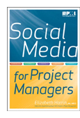 Social Media for Project Managers book jacket