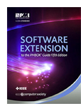 Software Extension to the PMBOK Guide Fifth Edition  book jacket
