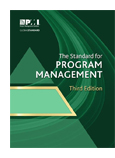The Standard for Program Management 3rd edition book jacket