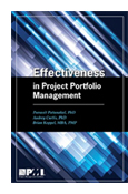 Effectiveness in Project Portfolio Management book jacket