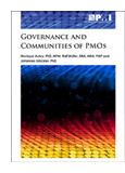 Governance and Communities of PMO's book jacket