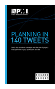 Planning in 140 Tweets book jacket