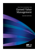Practice Standards for Earned Value Management - Second Edition book jacket