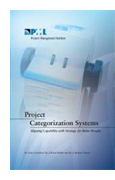 Project Categorization Systems book jacket