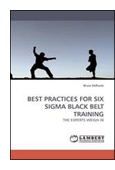 Best Practices for Six Sigma Black Belt Training book jacket image