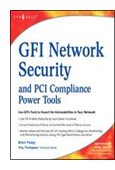 GFI Network Security and PCI book jacket image