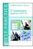 IT Governance Based on COBIT 4.1: A Management Guide book jacket image