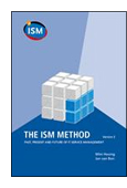 The ISM Method: Past, Present and Future of IT Service Management  book jacket image