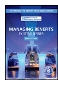 Managing Benefits - Second Edition book jacket image