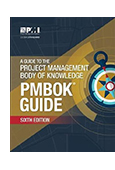 A Guide to the Project Management Body of Knowledge Sixth Edition book jacket