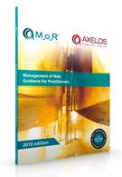 Management of Risk (M_o_R®) - Guidance for Practitioners 3rd Edition - Book - Front