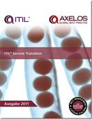 ITIL® Service Transition - Book - Front