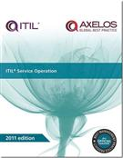 ITIL® Service Operation - Book - Front