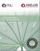 Key Element Guide ITIL Service Strategy - Pack of 10 - Front