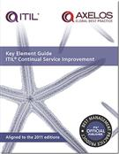 Key Element Guide ITIL Continual Service Improvement PDF - Front