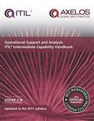 Operational Support and Analysis ITIL 2011 Intermediate Capability Handbook