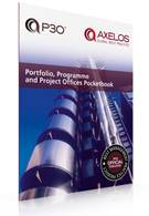 Portfolio, Programme and Projects Offices (P3O®) Pocketbook - Single copy - Front