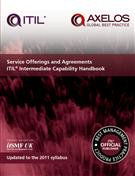 Service Offerings and Agreements: ITIL® 2011 Intermediate Capability Handbook - Pack of 10 - Front