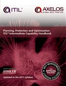 Planning, Protection and Optimization: ITIL® 2011 Intermediate Capability Handbook - Pack of 10 - Front