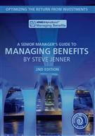 A Senior Manager's Guide to Managing Benefits - 2nd Edition - Front