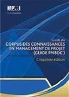 A Guide to the Project Management Body of Knowledge (PMBOK® Guide) - Fifth Edition - French Translation - Front