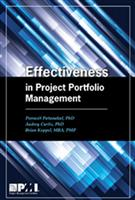 Effectiveness in Project Portfolio Management - Front
