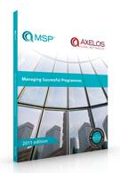 Managing Successful Programmes (MSP®) 4th Edition - Book - Front