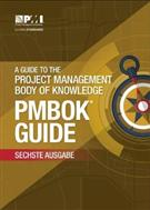 A Guide to the Project Management Body of Knowledge (PMBOK® Guide) -  German Translation - Front