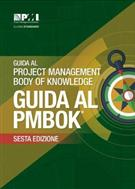A Guide to the Project Management Body of Knowledge (PMBOK® Guide) -  Italian Translation - Front